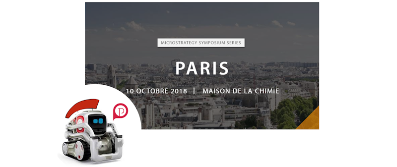 Symposium MicroStrategy 2018