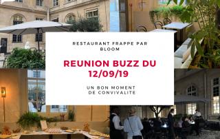 Réunion BUZZ NEW